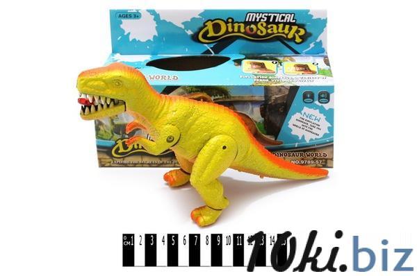 Динозавр  9789-57  (коробка ) р.26,5*10,3*16   Артикул: 03008957 Любителям динозавров в Украине