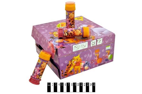 """Бульбашки """"Вінні-Пух"""" (36шт в коробці) 890V-36 р.23х23х11,5см.   Артикул: 03009036"""