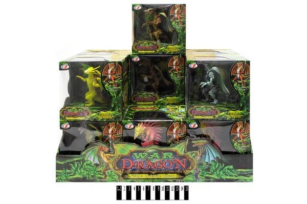 Набір  динозаврів   (коробка 12 шт. ) Q9899-69 р.27,5х16,5х4,5см.   Артикул: 03009969