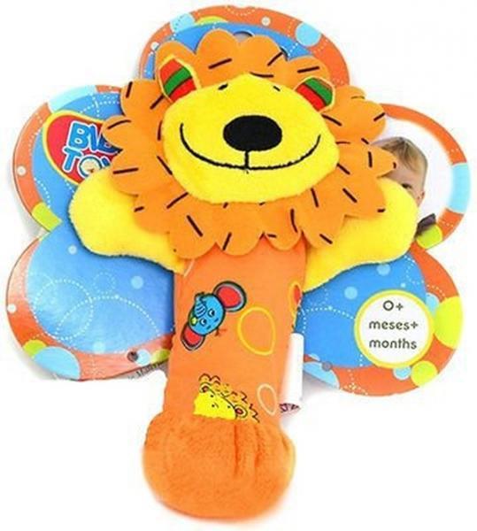 Мягкая развивающая игрушка  Biba Toys ЛЬВЁНОК   Артикул: 03200062