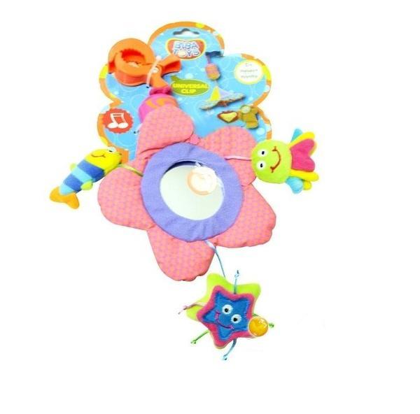 Игровой развивающий коврик Biba Toys ЛЕВ De Lux   Артикул: 03200668