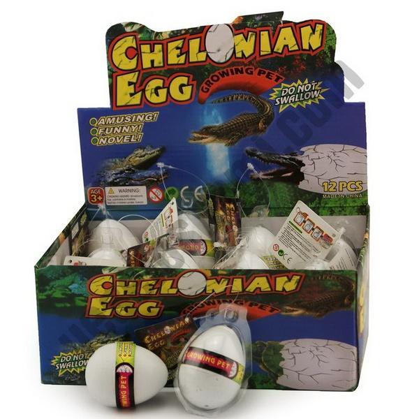 Растущие Яйца большие (белые)   Артикул: 03410254