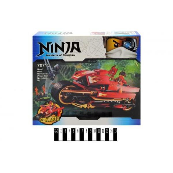 """Brick""   ""Ninja"" (коробка ) 70715   Артикул: 04000715"