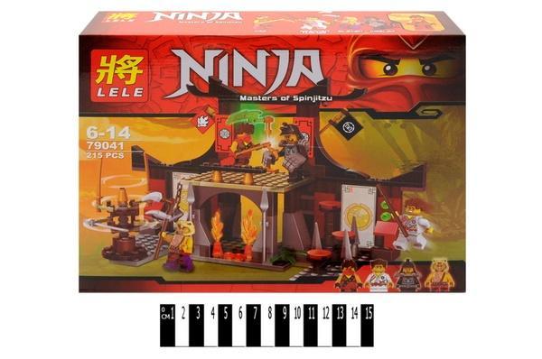"""""""Brick""""   """"Ninja"""" (коробка )  79041 р.28,5х21х6,5 см.   Артикул: 04009041"""