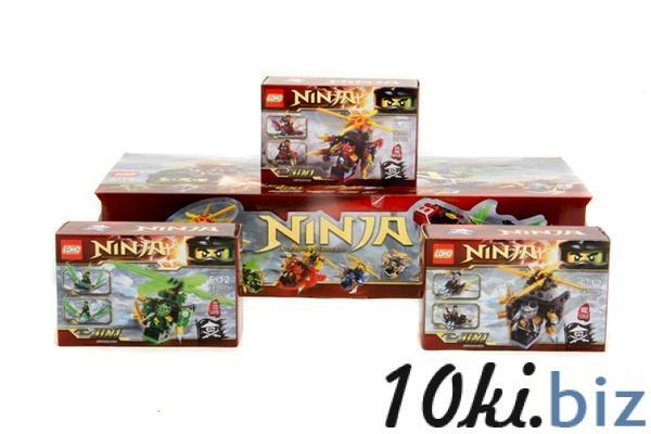 """Brick""   ""NINJA""    (коробка 12 шт. ) SX3003 р.44х19х9,5 см.   Артикул: 04023003 Наборы Ninja, NinjaGo в Украине"