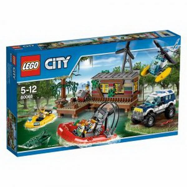 """Конструктор Лего """"Схованка злочинців""""   Артикул: 04060068"""