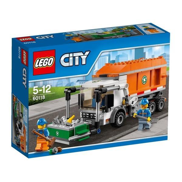 "Конструктор ЛЕГО""СміттєвозЛЕГО"" (LEGO)   Артикул: 04060118"