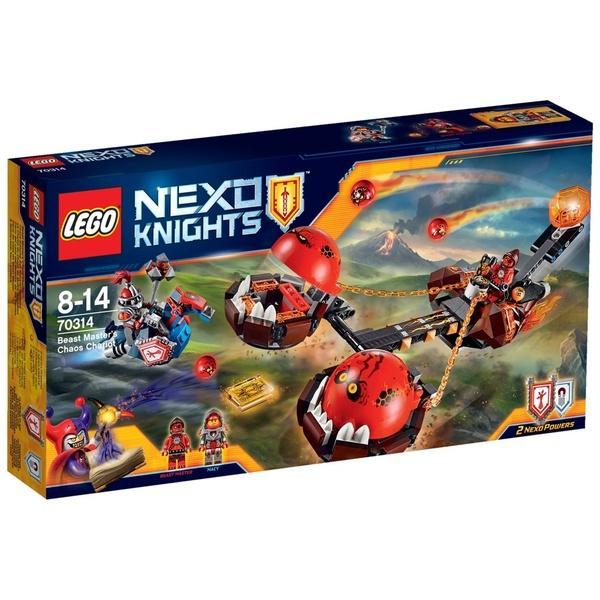 """Конструктор ЛЕГО""""Колісниця Хаосу Повелителя звірів"""" (LEGO)   Артикул: 04070314"""