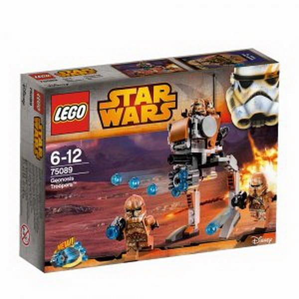 "Конструктор Лего""Geonosis Troopers™""   Артикул: 04075089"