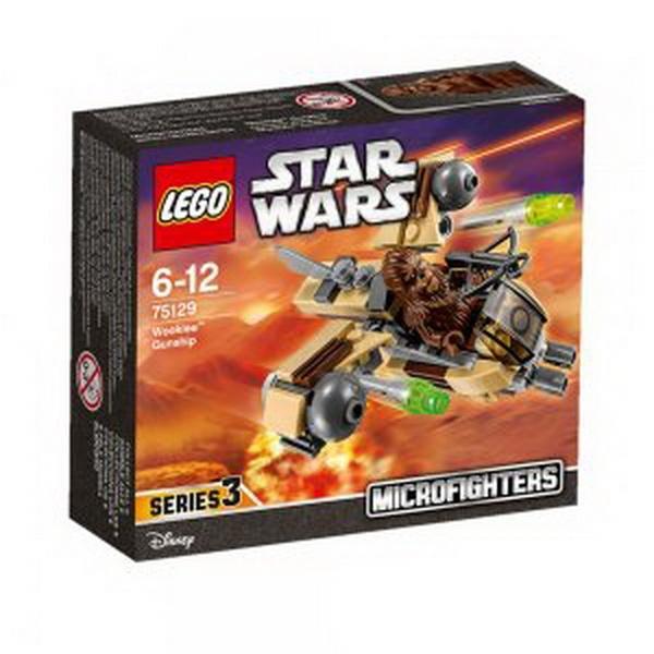 """Конструктор ЛЕГО""""Штурмовик Вукі (Wookiee™ Gunship)""""   Артикул: 04075129"""