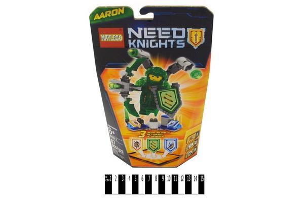 """""""Brick """"   """"NEXO  knights"""" (коробка  12 шт.) 81658 р.15,6х27,8х6 см.   Артикул: 04081658"""