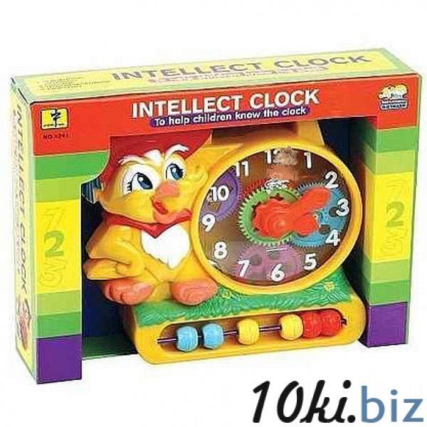 Гра 1241 годинник, рахівниці, муз., кор., 30-24-8 см   Артикул: 05001241 Музыкальные игрушки  в Украине