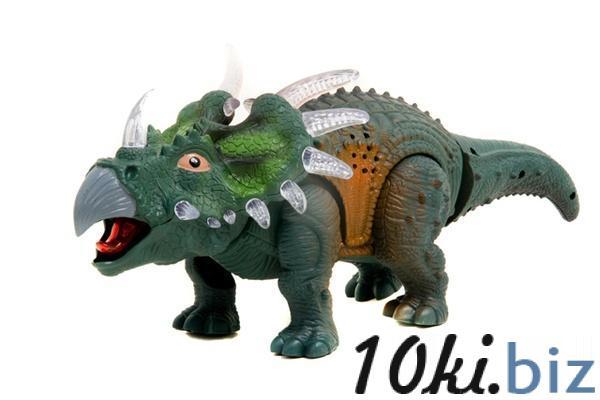 Динозавр   муз. 3302  (коробка ) р.38х17х16см.   Артикул: 05023302 Любителям динозавров в Украине
