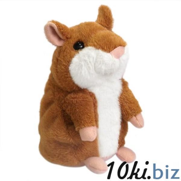 Хомяк-повторюшка Woody O'Time Звичайний Коричневий   Артикул: 05783196 Игрушки-повторюшки в Украине