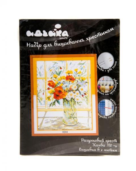 """Квіти """"Квіти на вікні"""" 31х37см   Артикул: 06000244"""
