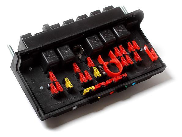 Блок предохранителей 21073 инжектор