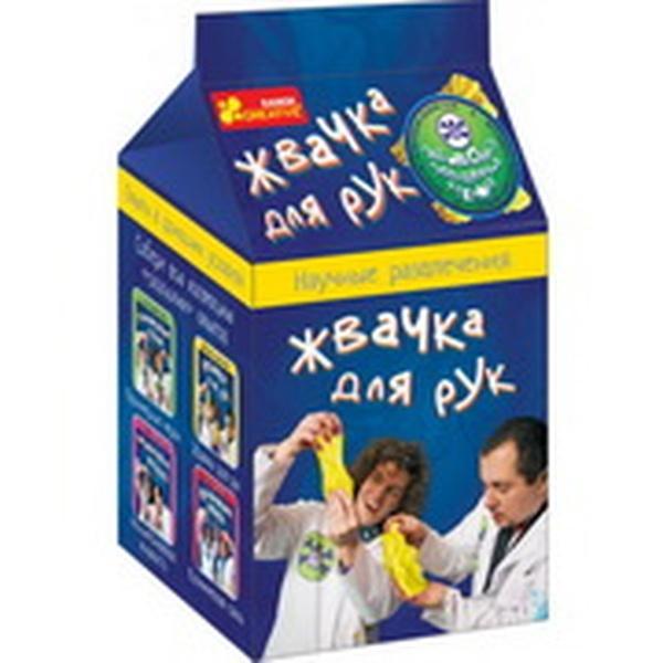 """Наукові  розваги """"Жуйка для рук""""   Артикул: 06112622"""