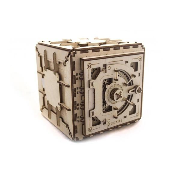 """Модель Сейф"" (ТМ UGEARS) 3D пазли   Артикул: 06120228"