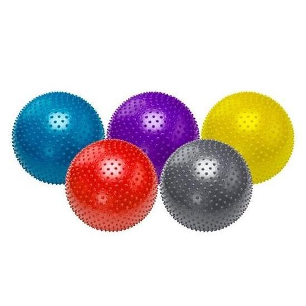 Мяч резин.для фитнеса FB-005 (32шт) 65 см 850г   Артикул: 07000005