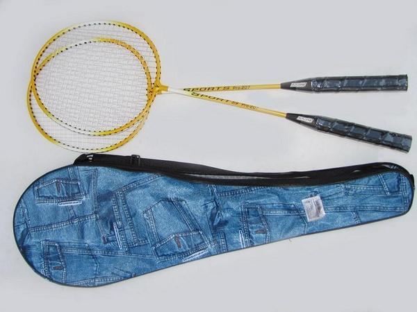 Бадминтон BT-BPS-0024 2 ракетки в сумке ш.к./50/   Артикул: 07000024