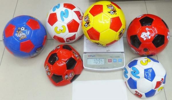 Мяч футбольный BT-FB-0062 PVC размер 2 110г 4цв.ш.к./100/   Артикул: 07000062