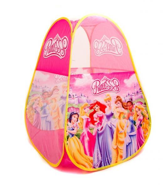 """Палатка HF011/2 (72шт/2)""""Принцессы"""", """"F"""", 70*90 см, в сумке D 31см   Артикул: 07000112"""