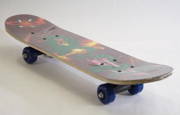 Скейт деревянный мал.   Артикул: 07000514