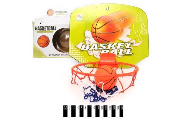 Баскетбол  (кільце)  ZY716 р.25х31х9 см.   Артикул: 07000716