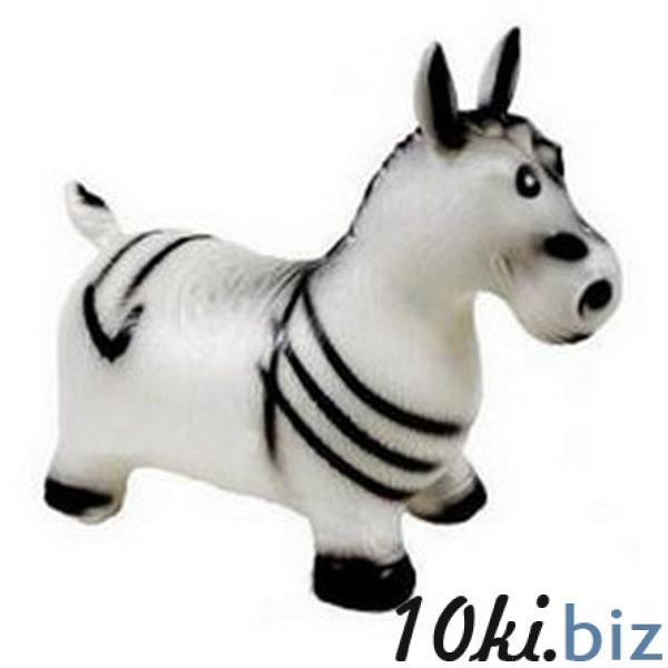 Прыгун резиновый RB-002 (20шт) зебра, 1300 g, 60*30 CM   Артикул: 07001300 Игрушки-качалки, игрушки-прыгуны в Украине