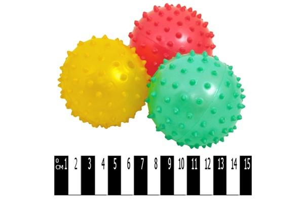 М`яч - їжак (3 в 1)  М 3-3 р.8х8см.   Артикул: 07003131