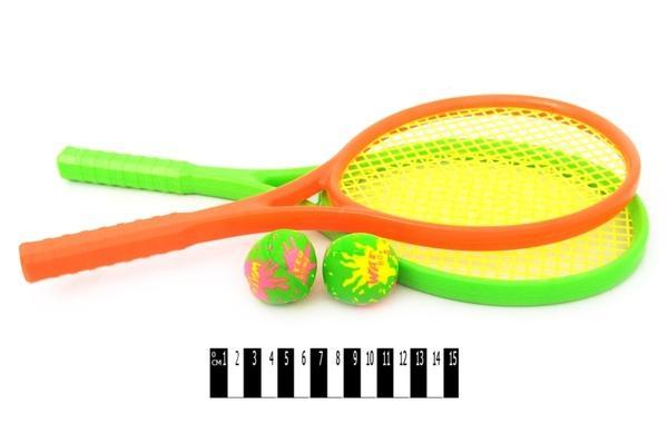 Набір для гри в теніс 3634D р.46х19,5 см.   Артикул: 07003634