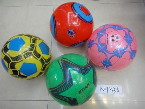 Мяч резиновый R07336 (500шт) 9'' 60 грамм цвета ассорти   Артикул: 07007336