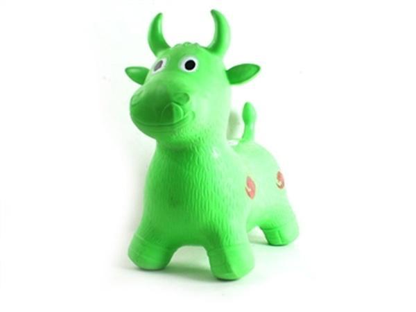 Надувное животное JAMBO (арт. 7772) корова-прыгун,резина,41x22x42cm   Артикул: 07007772