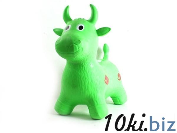 Надувное животное JAMBO (арт. 7772) корова-прыгун,резина,41x22x42cm   Артикул: 07007772 Игрушки-качалки, игрушки-прыгуны в Украине