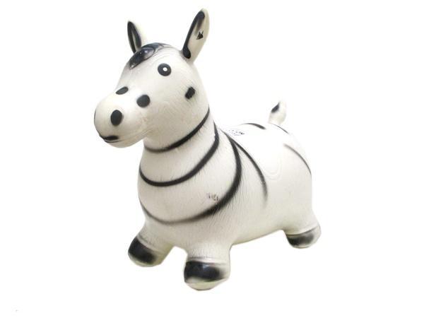 Конь резиновый (арт. C7383), 54x23x51см Jambo 100818346   Артикул: 07017383