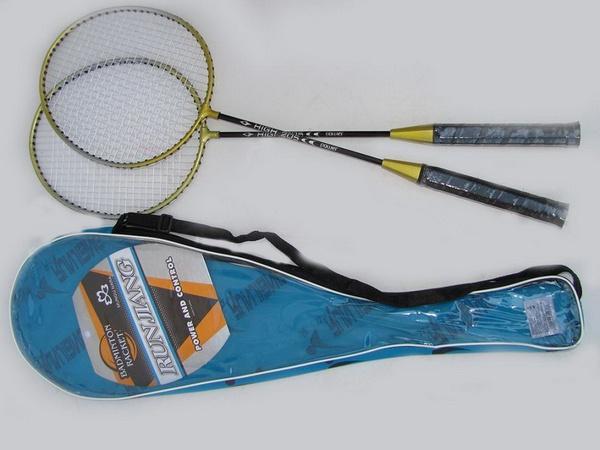Бадминтон W02-4624 2 ракетки в сумке ш.к./50/   Артикул: 07024624
