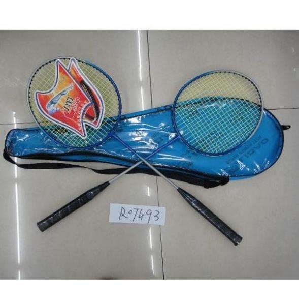 Бадминтон BD0109 (50шт) 2 ракетки, в чехле 66 см   Артикул: 07100109