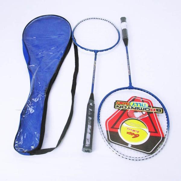 Бадминтон BT-BPS-0006 2 ракетки в сумке ш.к./50/   Артикул: 07300006