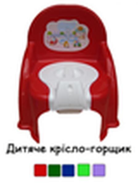 Дитяче крісло-горщик   Артикул: 08000345
