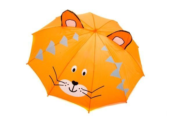 Зонтик BT-CU-0003 с глазками, усиками 7в.47см ш.к./120/   Артикул: 08022003