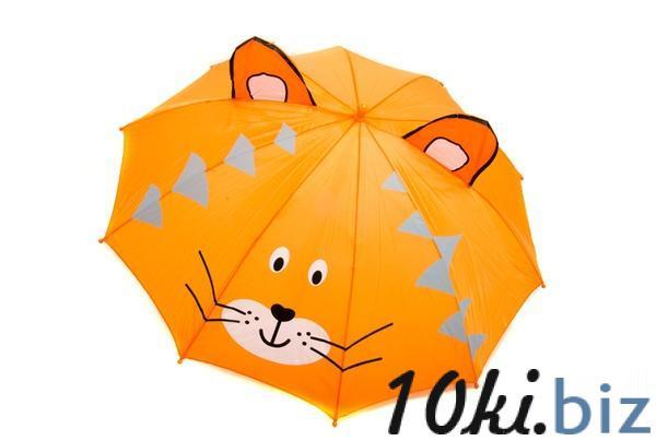 Зонтик BT-CU-0003 с глазками, усиками 7в.47см ш.к./120/   Артикул: 08022003 Детские зонты в Украине