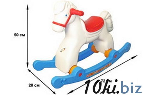 Качалка Лошадка (колесо)   Артикул: 09000146 Детские кресла-качалки и шезлонги в Украине