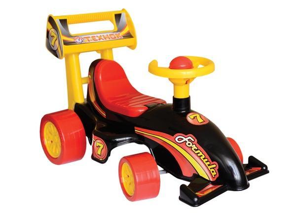 Автомобіль для прогулянок Формула ТехноК   Артикул: 09003084