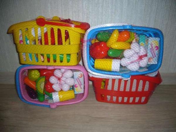 "Корзинка ""Супермаркет"" (20)   Артикул: 09100362"