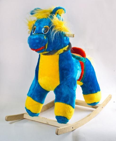"Каталка ""Конь"" маленький   Артикул: 10000001"