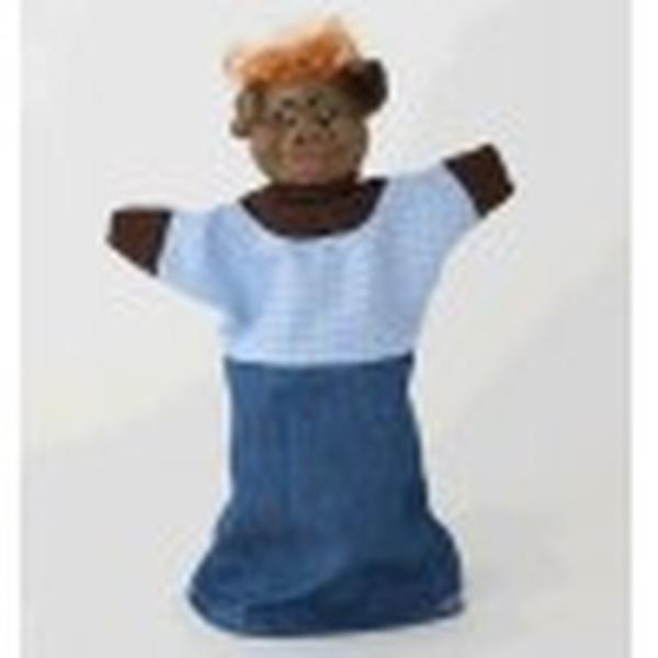 "Лялька-рукавиця ""КАБАН"" (пластизоль, тканина)   Артикул: 10100155"