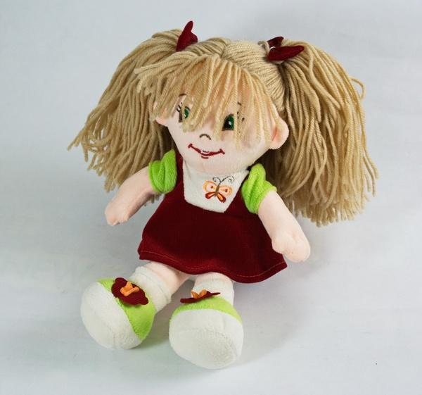 """Мягкая игрушка Лялька """"Анюта""""   Артикул: 10506199"""