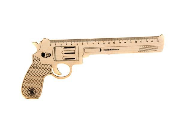 """Пістолет-лінейка """"Colt"""" , 20 см   Артикул: 13002003"""