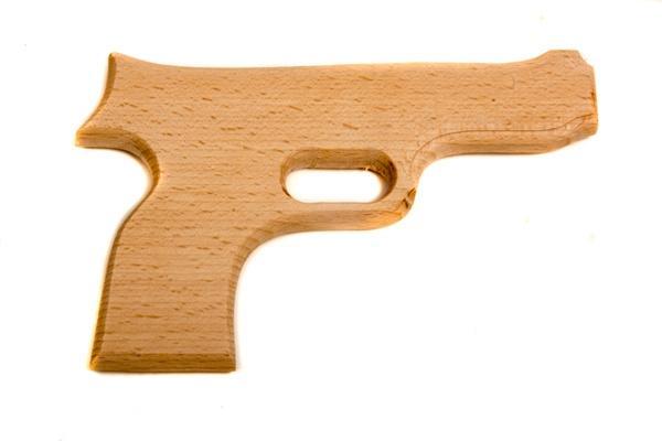 "Пистолет ""Магнум 2000"" 22см   Артикул: 13171921"