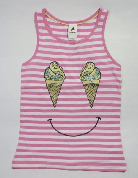Майка Polomino C&A мороженое р.92,98,104,110,116,122,128   Артикул: 14001645